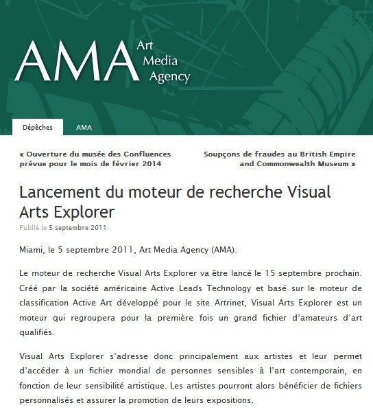 Article Art Media Agency