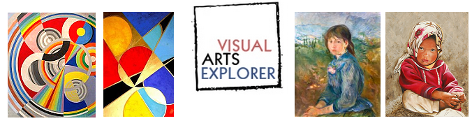 Visual Arts Explorer